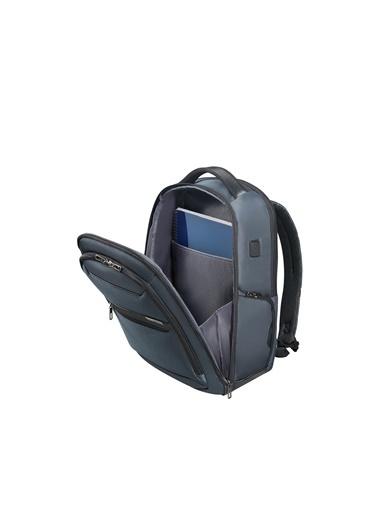 "Samsonite Samsonite Vectura Evo - Laptop Sırt Çantası 15.6"" Mavi"
